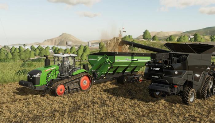 к игре Farming Simulator 19