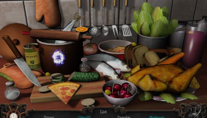 к игре Night Mysteries: The Amphora Prisoner