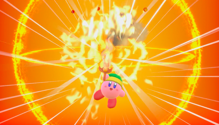 к игре Kirby Star Allies