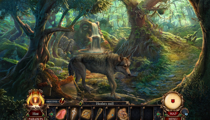 к игре Dark Parables: Requiem for the Forgotten Shadow Collector's Edition
