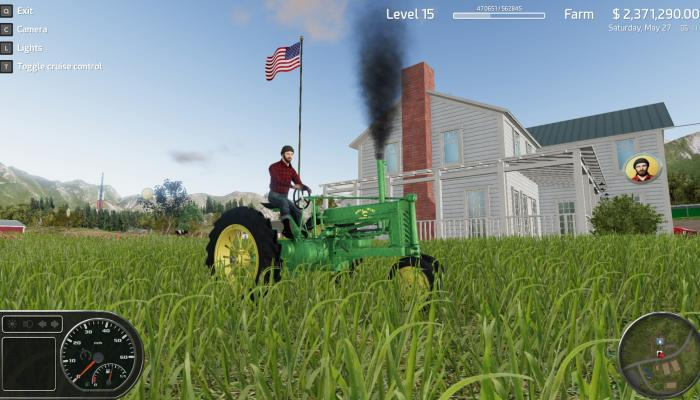 к игре Professional Farmer: American Dream