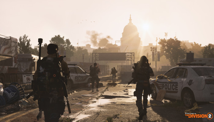 к игре Tom Clancy's The Division 2