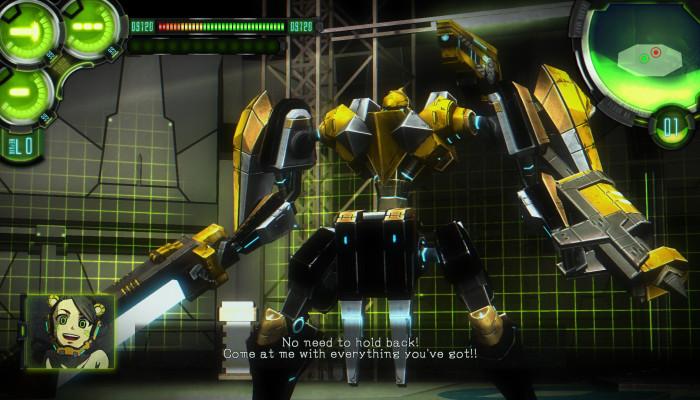 к игре Damascus Gear: Operation Osaka HD Edition
