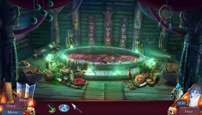 к игре Eventide 2: The Sorcerer's Mirror