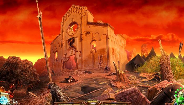к игре Nostradamus: The Four Horseman of the Apocalypse