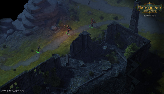 к игре Pathfinder: Kingmaker
