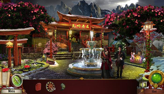 к игре Tibetan Quest: Beyond the World's End
