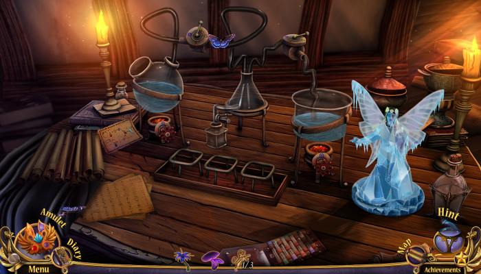 к игре Queen's Quest 3: The End of Dawn