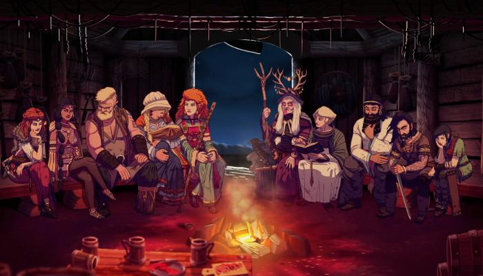 к игре Dead in Vinland