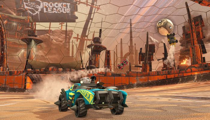 к игре Rocket League: Chaos Run