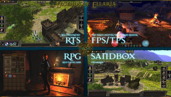 к игре Legends of Ellaria