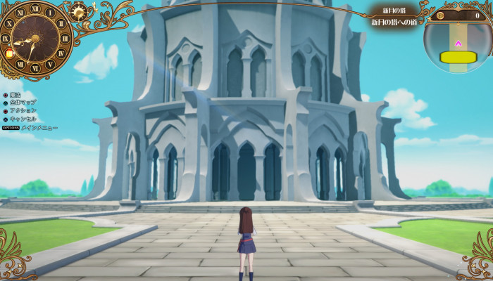 к игре Little Witch Academia: Chamber of Time