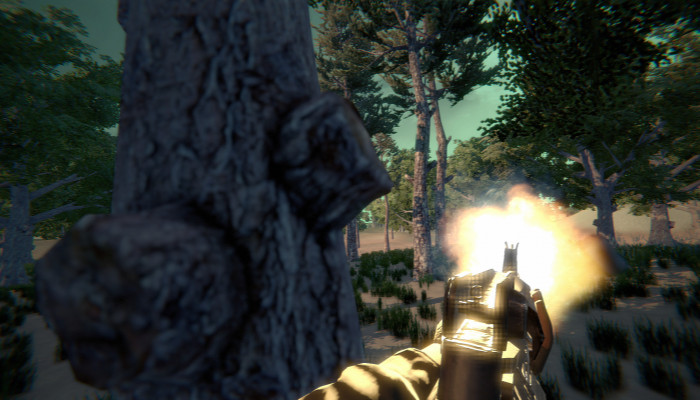 к игре ESCAPE FROM VOYNA: Tactical FPS survival