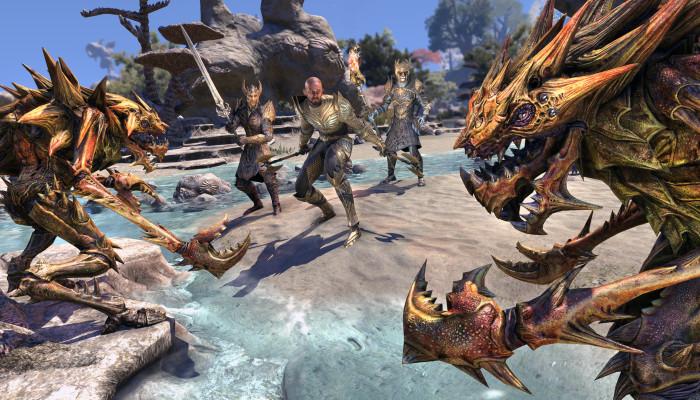 к игре Elder Scrolls Online: Summerset, The