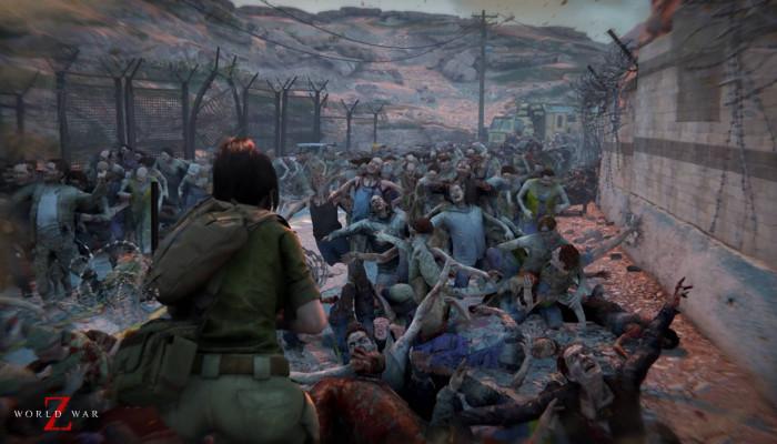 к игре World War Z