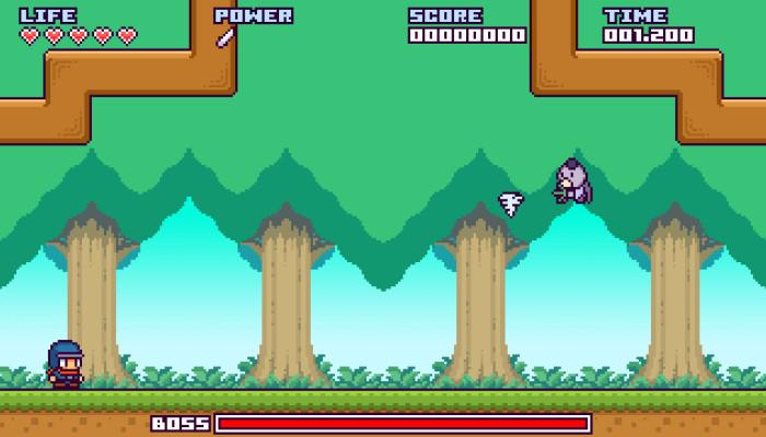 к игре Ninja Striker!