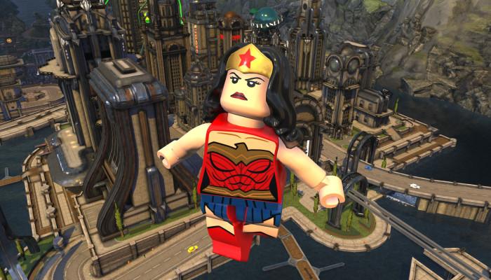 к игре LEGO DC Super-Villains