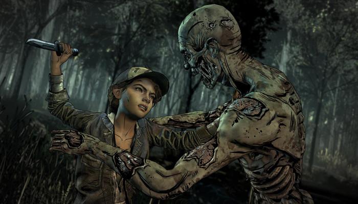 к игре Walking Dead: The Telltale Series - The Final Season, The
