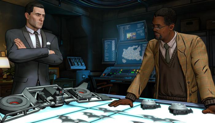 к игре Batman: The Telltale Series - Episode 3: New World Order