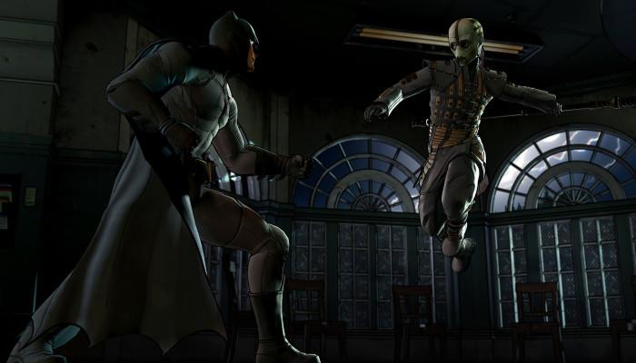 к игре Batman: The Telltale Series - Episode 4: Guardian of Gotham