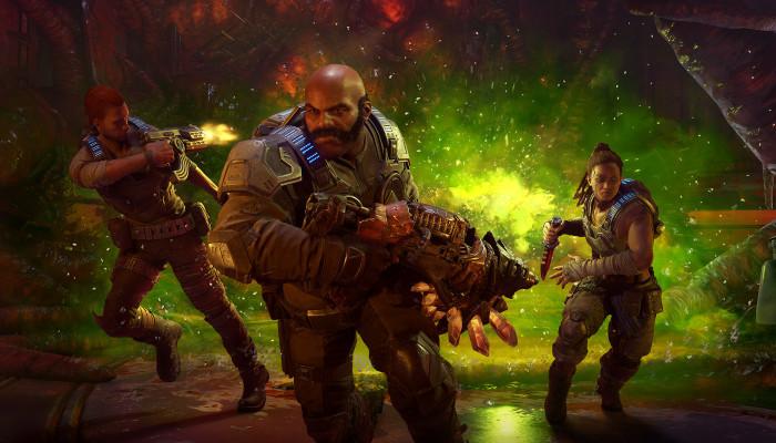 к игре Gears 5