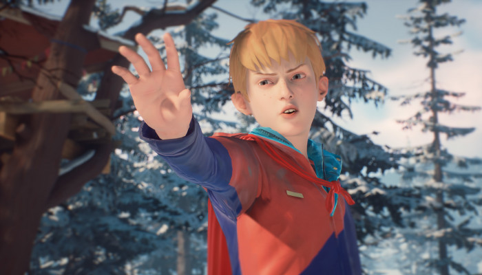к игре Awesome Adventures of Captain Spirit, The