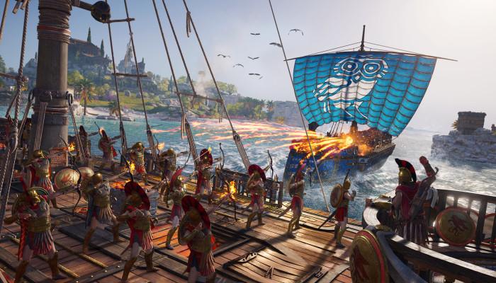 к игре Assassin's Creed: Odyssey