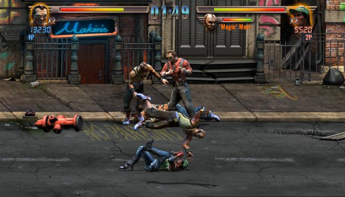 к игре Raging Justice