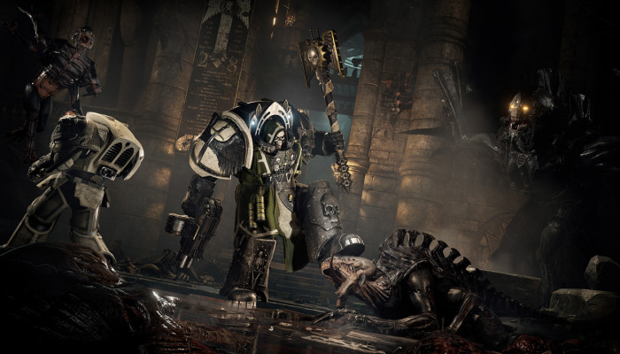 к игре Space Hulk: Deathwing - Enhanced Edition