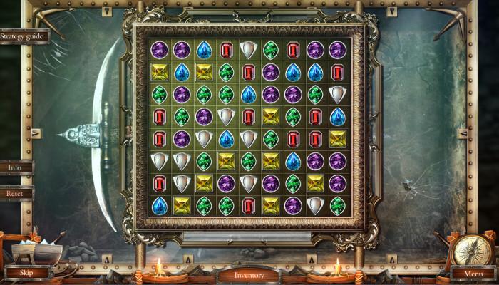 к игре Grim Tales: The Stone Queen Collector's Edition