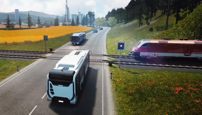 к игре Bus Simulator 18