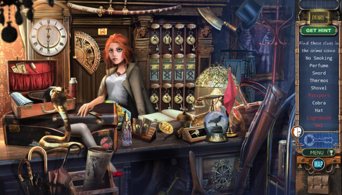 к игре Mystery Case Files: Rewind Collector's Edition