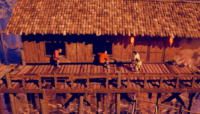 к игре 9 Monkeys of Shaolin