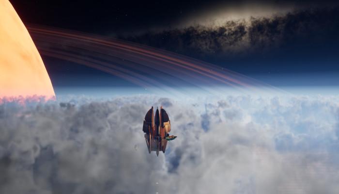 к игре Galaxy in Turmoil