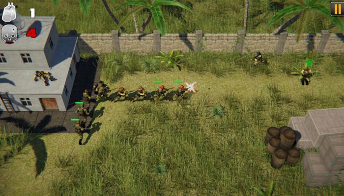к игре Combat rush