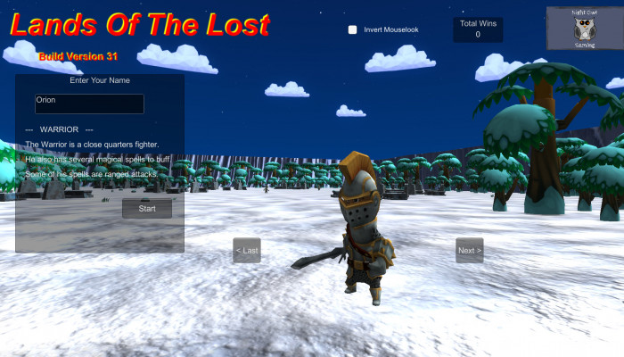 к игре Lands Of The Lost