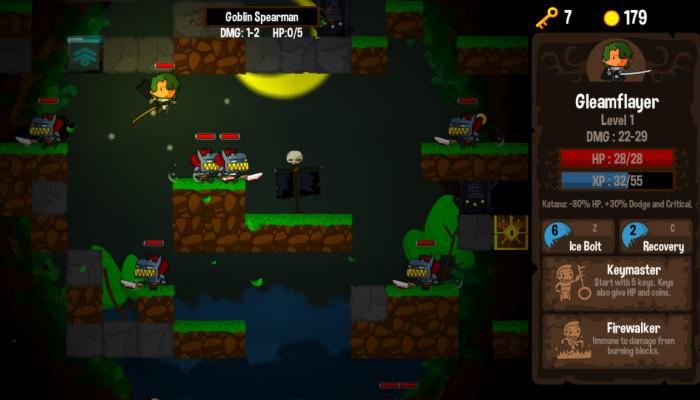 к игре Vertical Drop Heroes HD