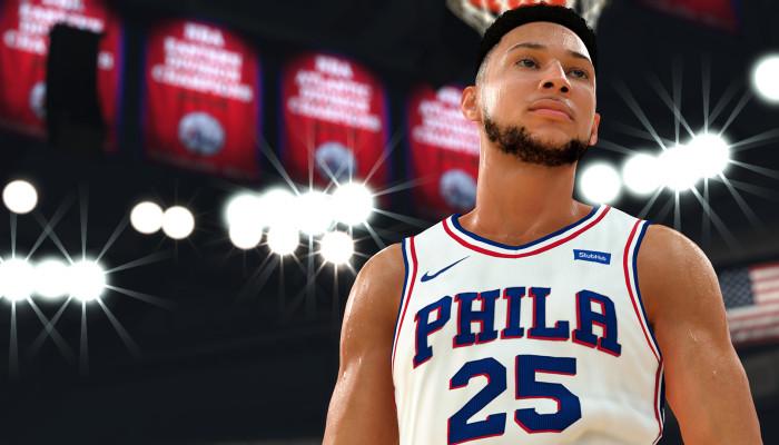 к игре NBA 2K19