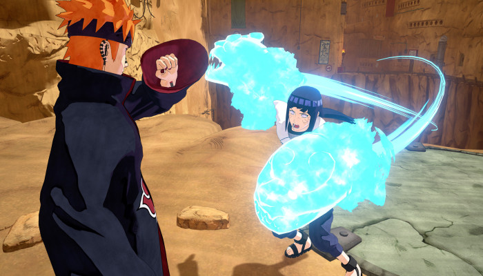 к игре Naruto to Boruto: Shinobi Striker