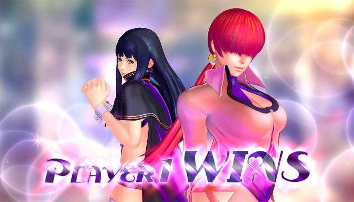 к игре SNK Heroines: Tag Team Frenzy
