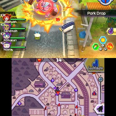 к игре Yo-kai Watch Blasters