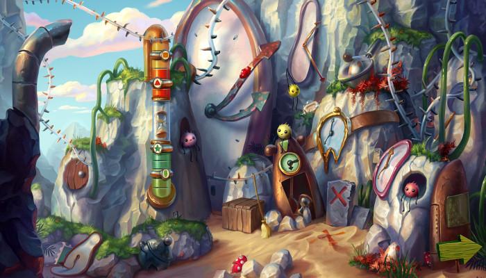 к игре My Brother Rabbit