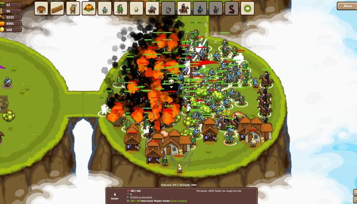 к игре Circle Empires