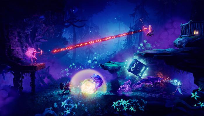 к игре Trine 4: The Nightmare Prince