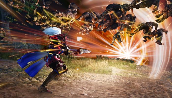 к игре Warriors Orochi 4