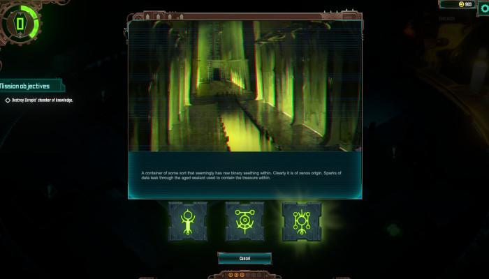 к игре Warhammer 40,000: Mechanicus