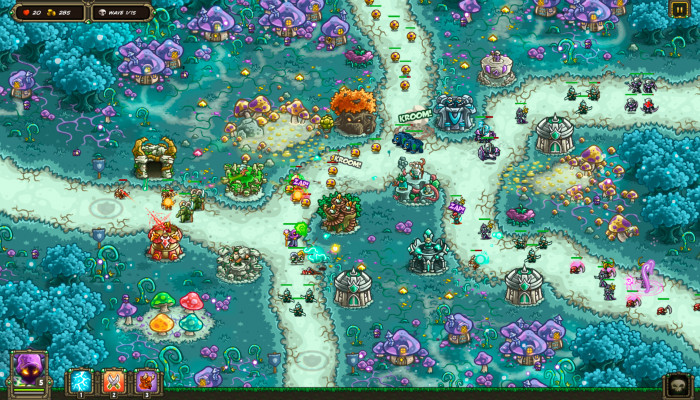 к игре Kingdom Rush: Origins