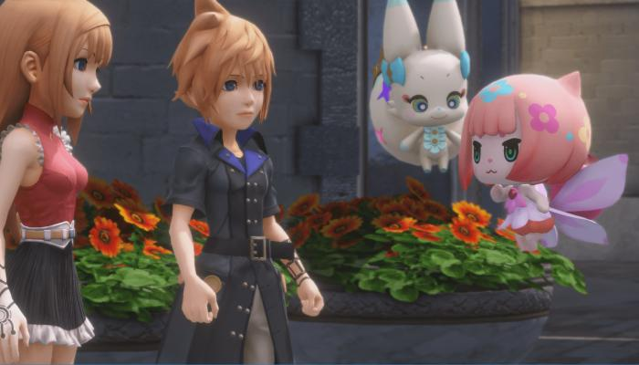 к игре WORLD OF FINAL FANTASY: MAXIMA