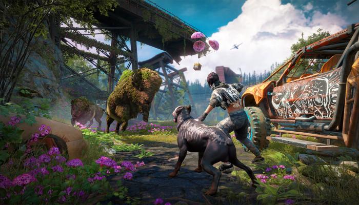 к игре Far Cry: New Dawn