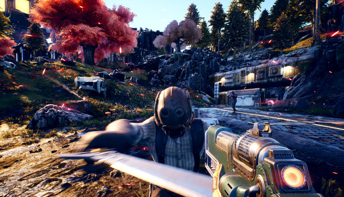 к игре Outer Worlds, The